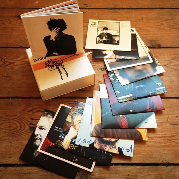 Boxed Photo Albums: Studio Albums 1986–2016 (2016) 12 X CD
